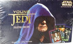 Duel of the Fates YJCCG box