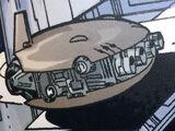 Crix-class diplomatic courier shuttle