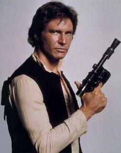 Han Solo profilo
