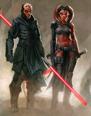 Maul and Talon