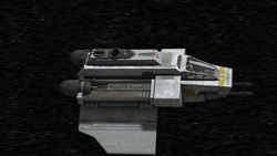 Phantom with astromech socket
