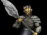 Savage's spear
