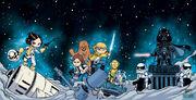 Star Wars Marvel 2015 Skottie Young