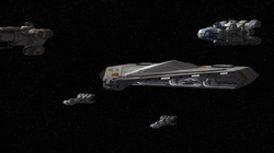Rebel fleet TFD