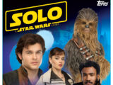 Solo: A Star Wars Story Official Sticker Collection