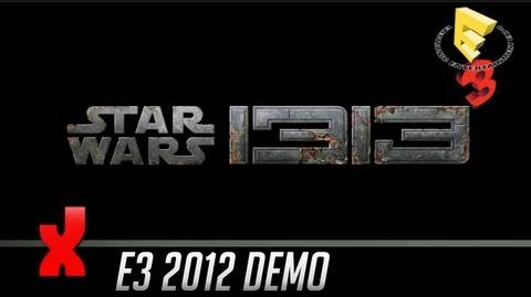 Star Wars 1313 Gameplay Trailer 1 HD