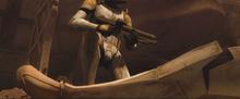 Buzz's Death