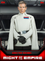 Director Krennic - Might of the Empire