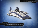 RZ-2 A-wing - Ships & Vehicles: Age of Resistance