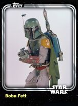 Boba Fett - Bounty Hunter (ROTJ) - Base Series 1