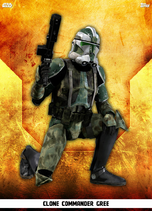 Clone Commander Gree - Rank & File