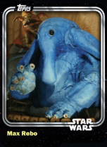 Max Rebo - Band Leader - Base Series 1