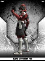 Clone Commander Fox - Rank & File