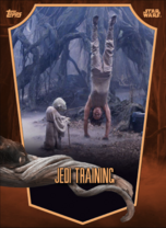 Jedi Training - Locations - Dagobah