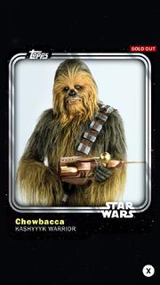 Chewbacca-KashyyykWarrior-White-Front