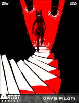 8 (Ahsoka Tano) - Artist Series - Dave Filoni
