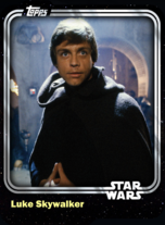 Luke Skywalker - Jedi Knight - Base Series 1