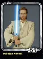 Obi-Wan Kenobi - Jedi Knight - Base Series 1