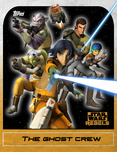 The Ghost Crew - Star Wars Rebels: Retro
