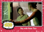 Rey with Rose Tico - Journey to the Rise of Skywalker - Base
