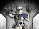 Clone Captain Rex - Rank & File