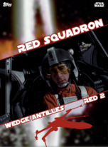 Wedge Antilles (Red 2) - Red Squadron Series