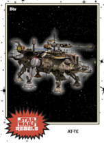AT-TE - Base Series 4 - Rebels