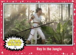 Rey In the Jungle - Journey to the Rise of Skywalker - Base