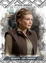 General Leia Organa - Masterwork Selects - Base