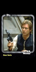 Han Solo - Rebel General - Base Series 1