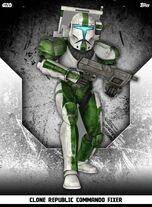 Clone Republic Commando Fixer - Rank & File