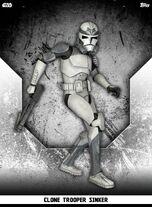 Clone Trooper Sinker - Rank & File