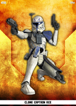 Clone Captain Rex - Rank & File