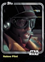 Naboo Pilot - Galactic Republic - Base Series 1