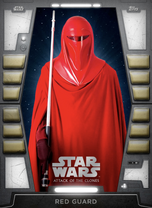 Red Guard - 2020 Base Series 2