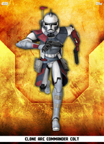 Clone ARC Commander Colt - Rank & File