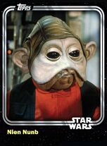 Nien Nunb - Millennium Falcon Co-Pilot - Base Series 1