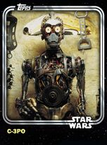 C-3PO - Protocol Droid (TPM) - Base Series 1