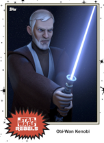 Obi-Wan Kenobi - Base Series 4 - Rebels