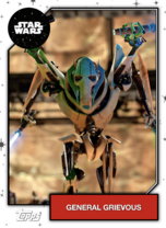 General Grievous (2) - 2019 Base Series