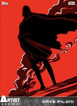 9 (Ahsoka Tano) - Artist Series - Dave Filoni