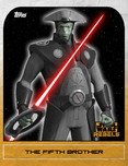 The Fifth Brother - Star Wars Rebels: Retro
