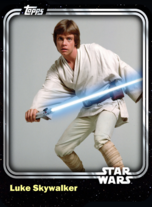 Luke Skywalker - Tatooine Encounter - Base Series 1