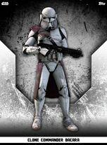 Clone Commander Bacara - Rank & File