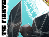 Outland TIE Fighter - Star Wars: The Mandalorian - Illustrated Outlaws