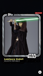 Luminara Unduli - Galactic Republic - Base Series 1