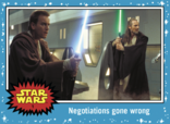 Negotiations gone wrong - Journey to The Force Awakens