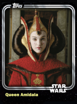 Queen Amidala - Queen of Naboo - Base Series 1
