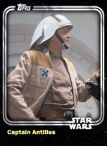 Captain Antilles - Tantive IV Captain - Base Series 1