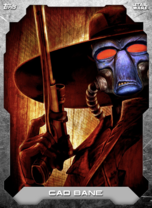 Cad Bane - A Galaxy Divided